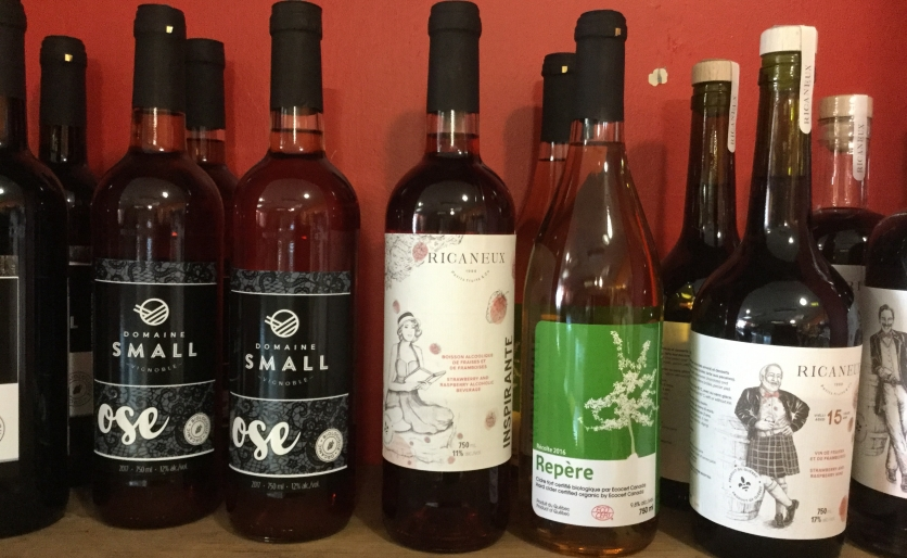 Vin et Cidre